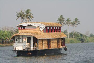 Hausboot ganz nah