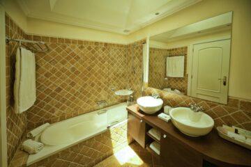 Badezimmer Resort