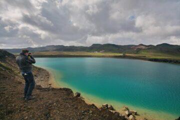 Krýsuvík Geothermalgebiet