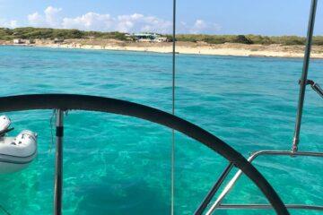 Blick vom Boot