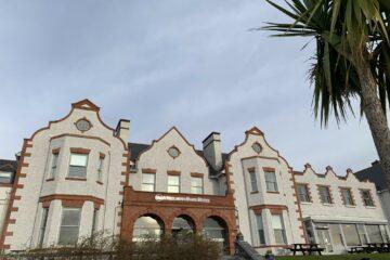 Mulranny Park Hotel - Historisches Haupthaus