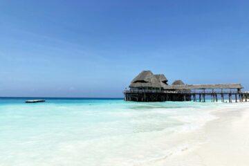 Strand von Sansibar