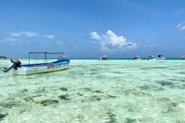 Fischerboote Sansibar