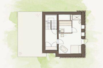 Lageplan Bauernhaus