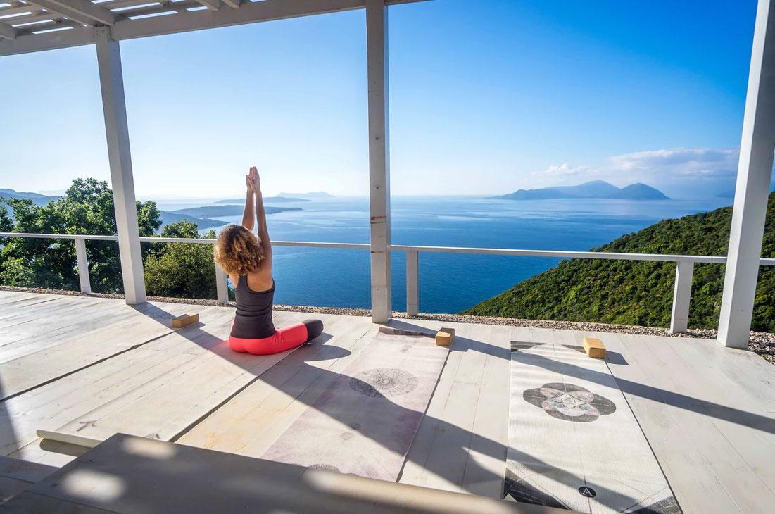 Yoga Auf Lefkada Kreative Auszeit In Griechenland